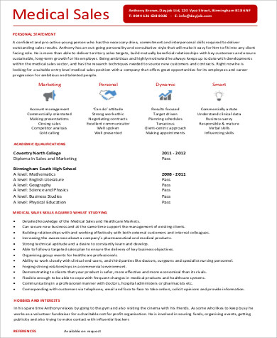 Sample EntryLevel Medical Resume   Examples In Word Pdf