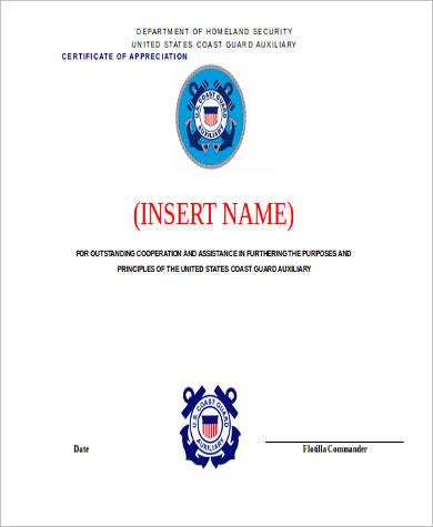 word certificate of appreciation1
