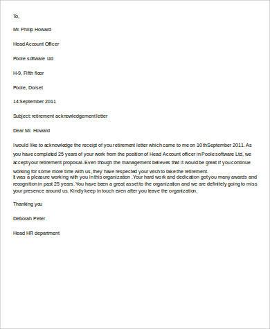 Retirement letter template word datariouruguay resignation letter template 25 free word pdf documents spiritdancerdesigns Gallery