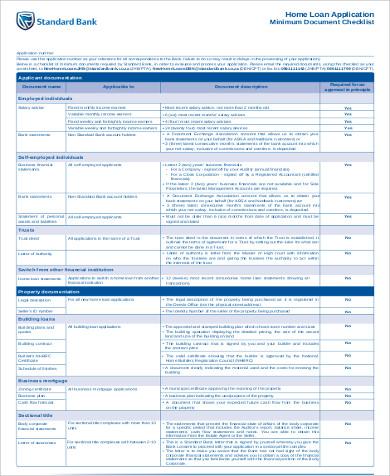 standard bank application
