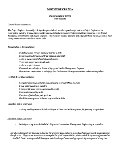 Searchaio - Engineering Jobs Description