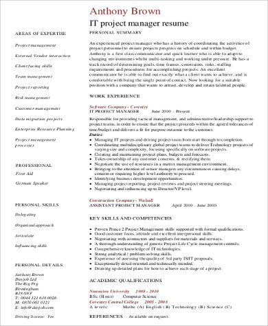 Resume For Human Resources Project Manager Skill Set Resume Management Skills Resume Resume  Resume For Property Manager Pdf with Minimalist Resume Template Pdf Project Manager Skill Set Resume Sample It Project Manager Resume   Examples In Word Pdf Sample It Project Manager Resume  Tutor Resume Sample Excel