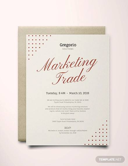13 sample event invitations pdf word psd ai