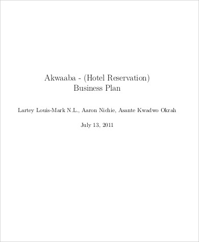 smeda business plan boutique