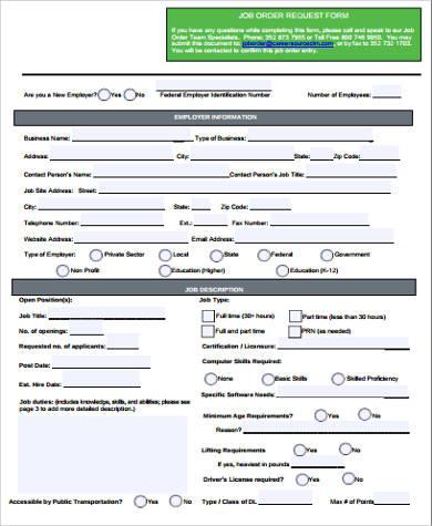 sample i-9 form, sample job flyer, sample performance bond form, sample change of address form, sample work order forms, sample feedback form, sample w-9 form, sample bank reconciliation form, sample qdro form, generic purchase order form, on job order form sample pdf