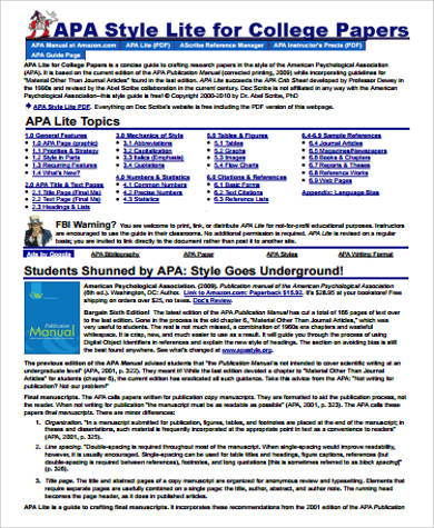 Buy an apa paper for a college class