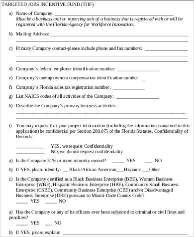 enterprise job application form pike productoseb co