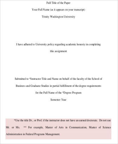 cover page for research paper You can also find some information in college essay cover page, download essay cover page template, essay cover letter research paper help how to write a.