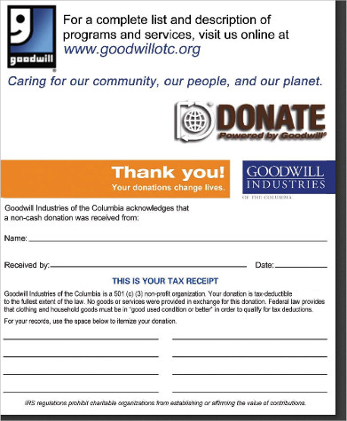 Tax Information Goodwill Industries Of Northeast Indiana Inc