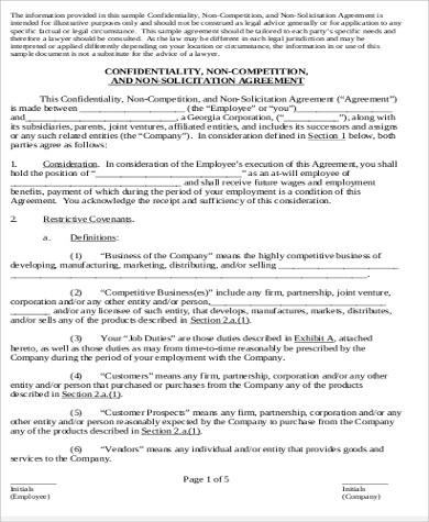 Sample Sale Of Business Agreement - 9+ Examples In Word,Pdf