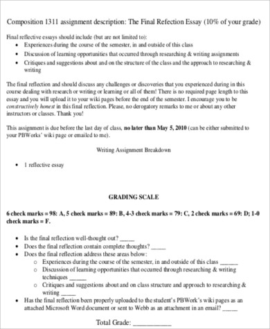Proposal Essay Topic How To Write A Self Reflective Essay Self Reflective Essay Self Reflection  English Class Carpinteria Rural How To Write An Application Essay For High School also Thesis Essay Post Resume Jobs Uk Examples Of Essays About Theme The Authentic  Environmental Science Essay