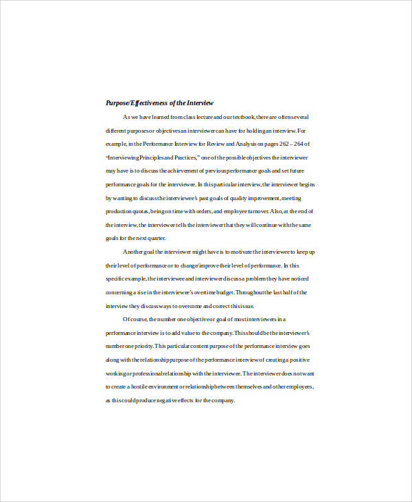 sample essay for college admission
