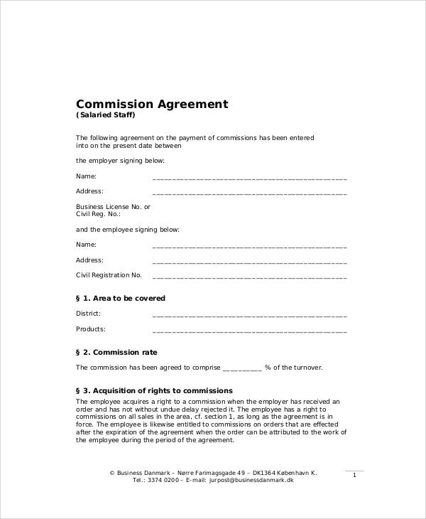 sample business sales agreement