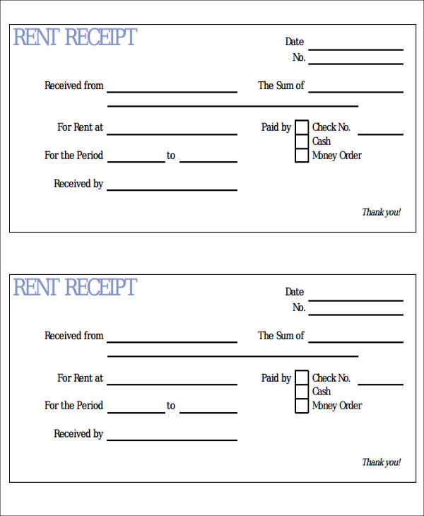 9 car payment receipts sample templates. Black Bedroom Furniture Sets. Home Design Ideas