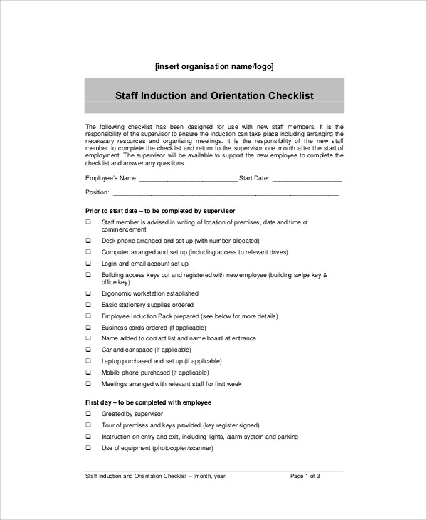 Sample Orientation Feedback Form 7 Examples in Word PDF – Orientation Feedback Form