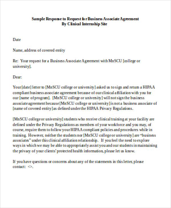 professional business associates letter format - How To Sign A Business Letter