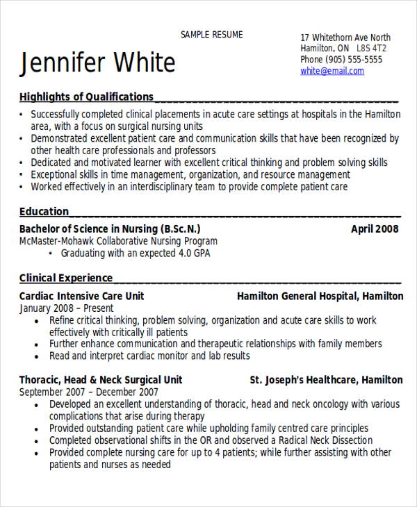10+ Sample Registered Nurse Resumes  Sample Templates. Computer Science Online Degree Programs. Highest Cd Rates In California. Plastic Surgeon Seattle Wa 2 5 Nissan Altima. Corporate Password Management Software. Best Credit Card Reward Points. Car Insurance Saginaw Mi Kjc Auto Title Loans. California Hybrid Battery Warranty Law. Life Insurance Company Ratings