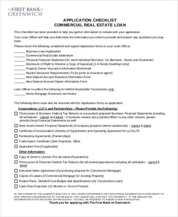 Sample Commercial Real Estate Purchase Agreement - 6+ Examples In