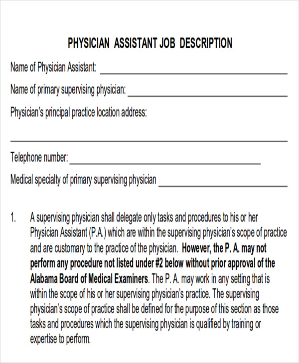 Sample physician letter of recommendation 7 examples in word pdf letter of recommendation for physician assistant job spiritdancerdesigns Images