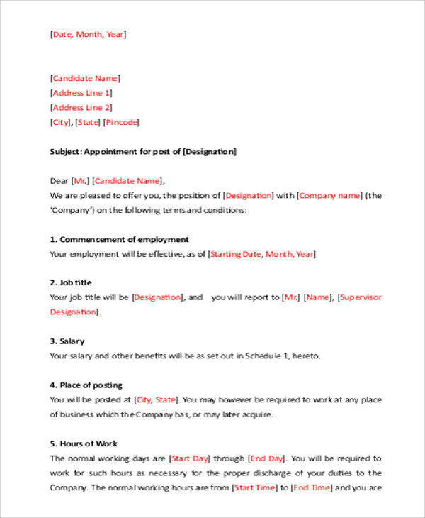 sample contract agreement letter 9 examples in word pdf contract agreement letter