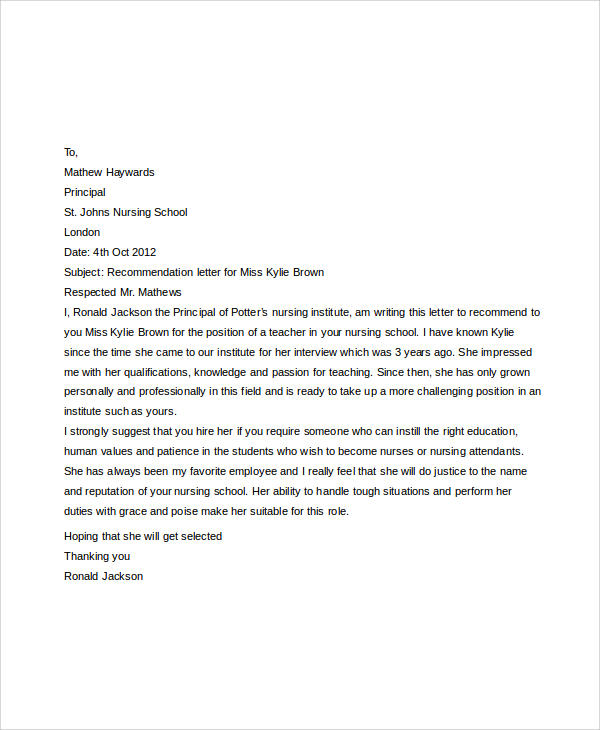 Letter writing service with examples for students