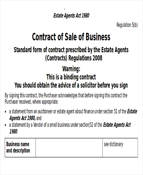 vendor finance agreement free