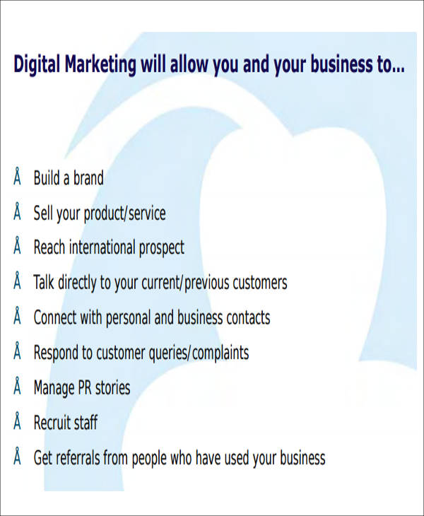 strategic digital marketing plan