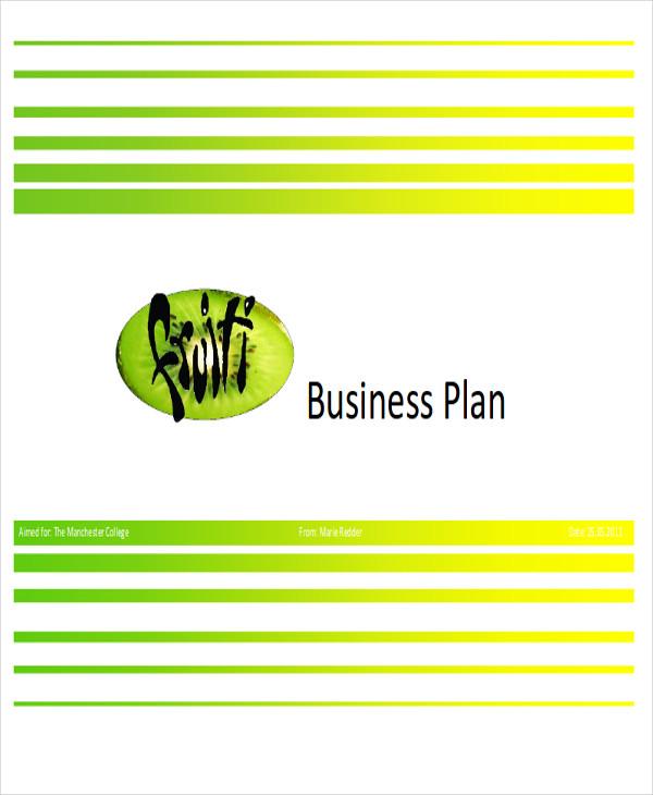 bar startup business plan pdf