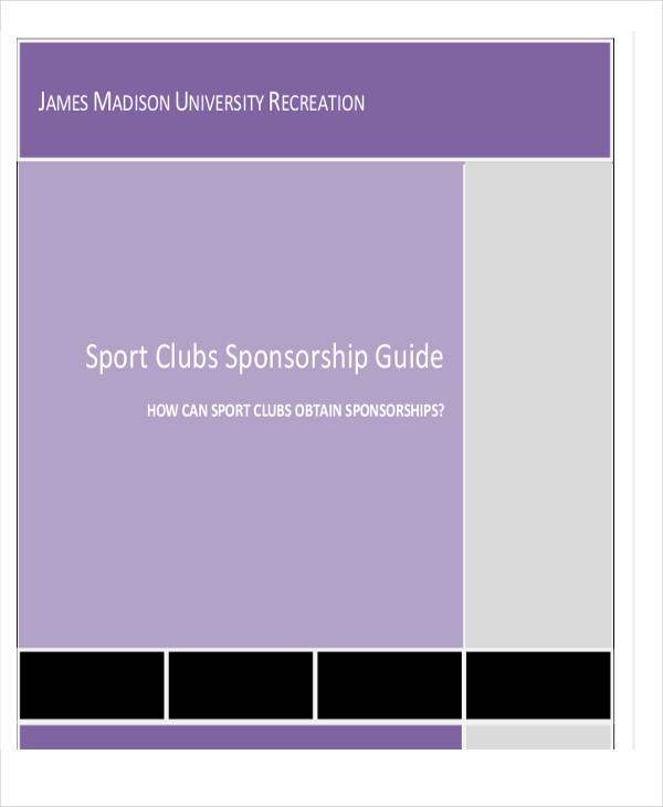 sponsorship proposal letter for sports