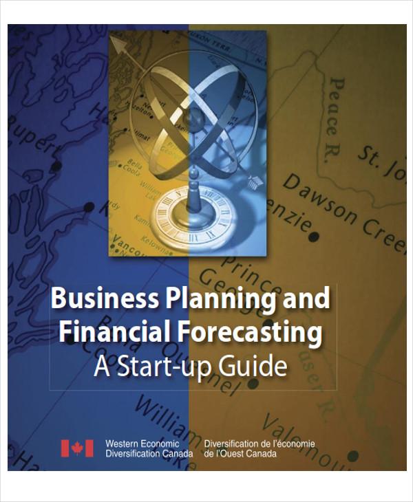 restaurant business plan financials pdf