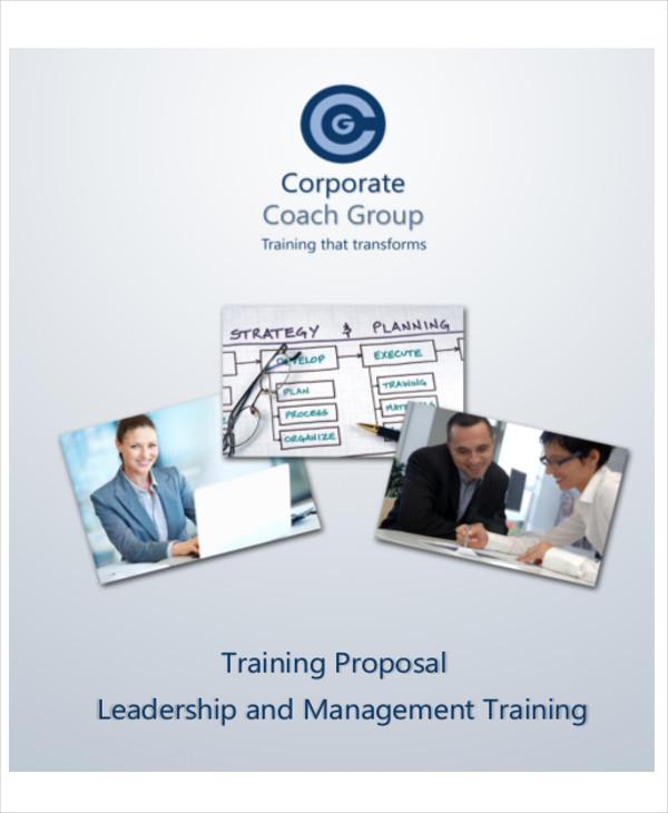 leadership training proposal letter pdf