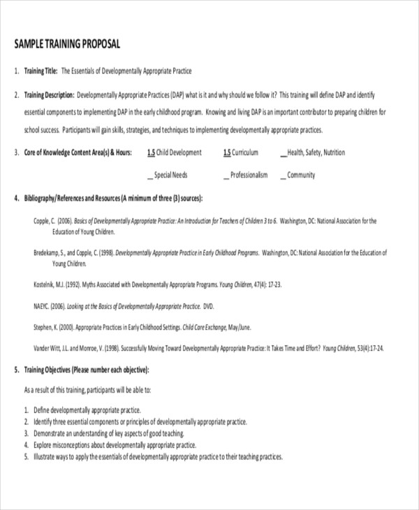 Sample Proposal Offer Letter Examples In Pdf Word What Is Proposal