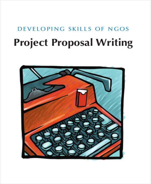 sample project proposal letter pdf