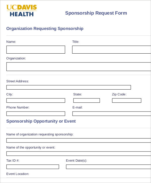 sponsorship request form1