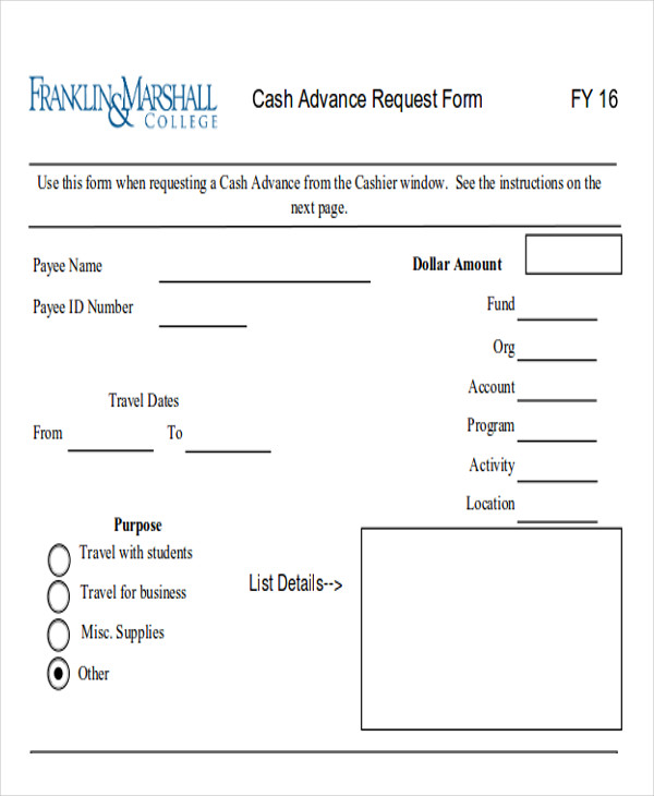 Sample Payment Request Form   Examples In Word Pdf