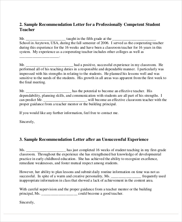 6+ Sample Reference Letters for Coworker | Sample Templates