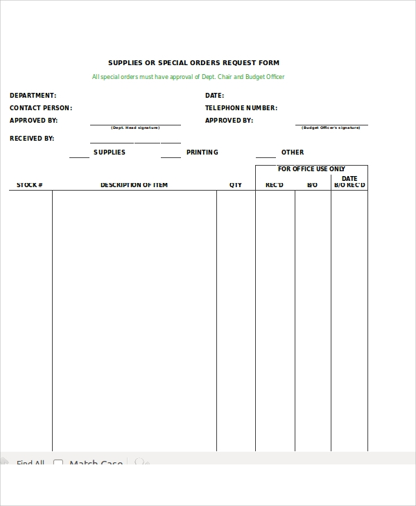 blank supply request form1