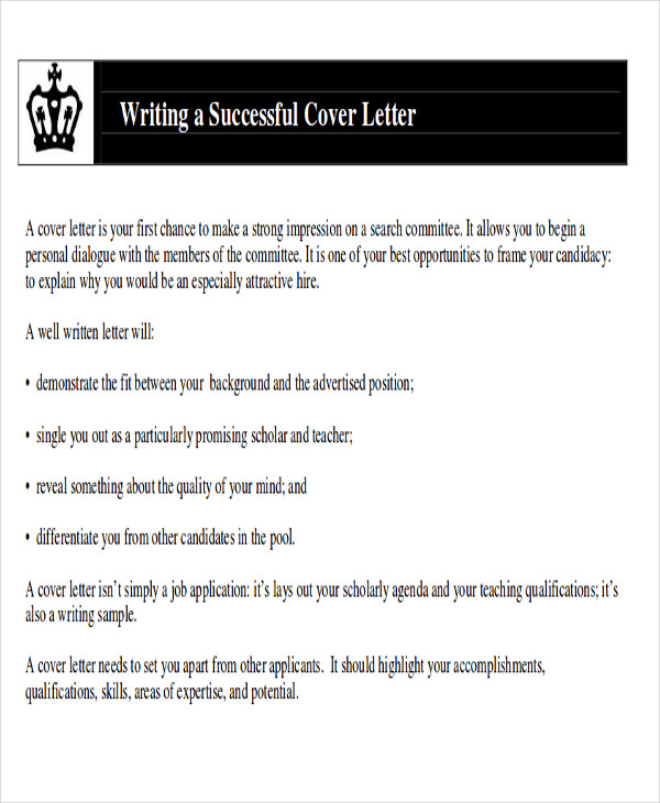 recommendation request cover letter pdf