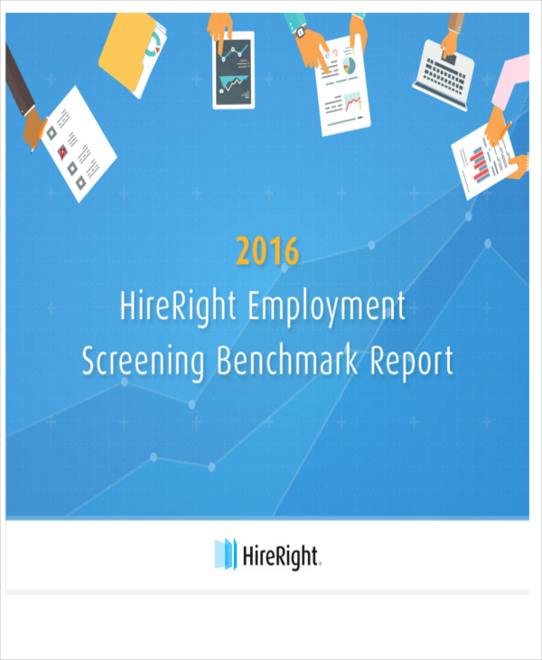 hireright background check report