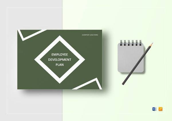 employee development plan template2 600