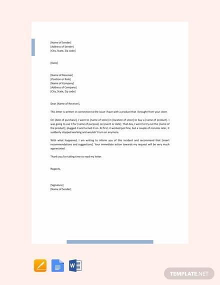 Format A Formal Letter from images.sampletemplates.com