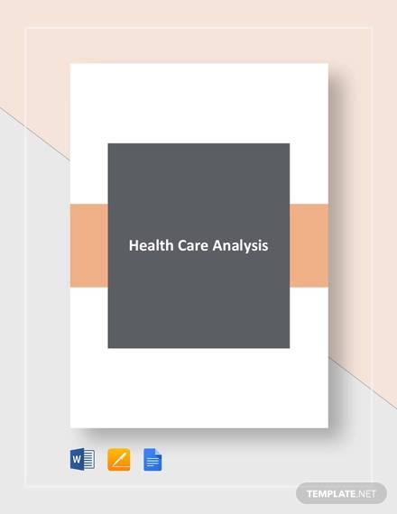 healthcare gap analysis