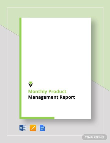 monthly product management