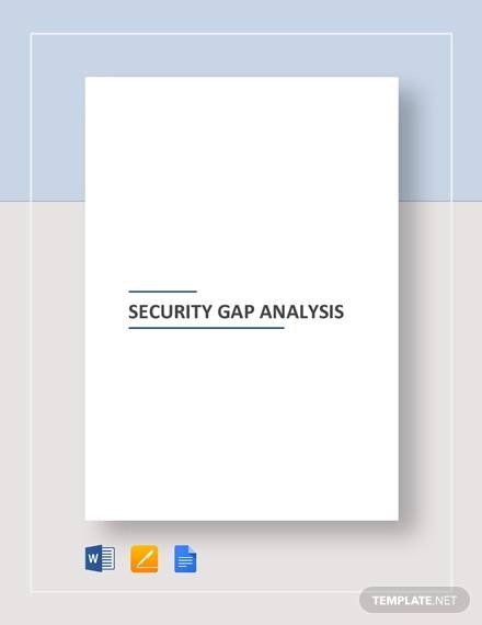 security gap analysis1