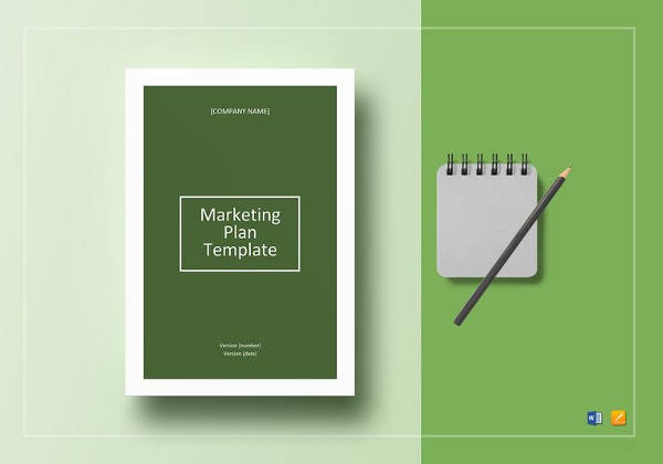 simple marketing plan template