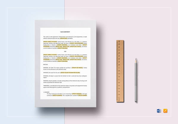 free 12  sample installment sales contracts in ms word