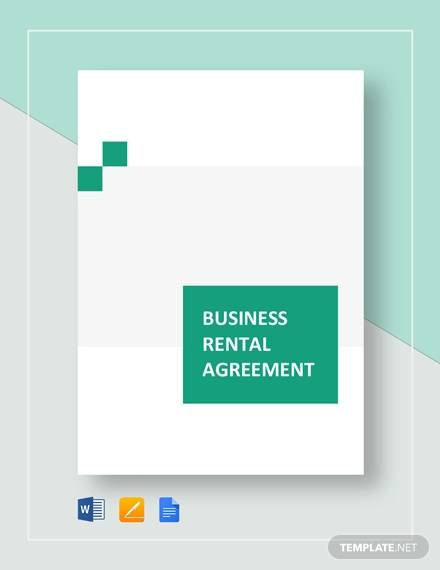 business rental
