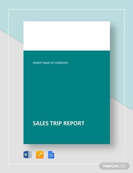 sales trip