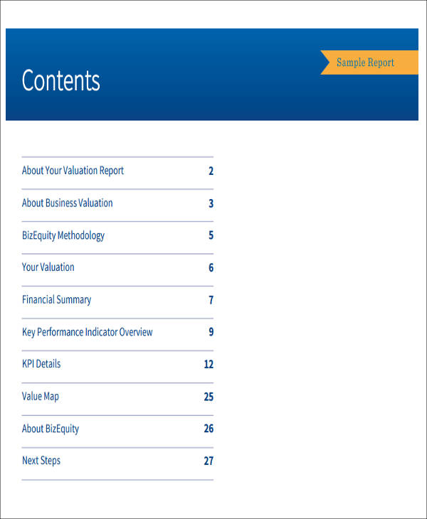 11+ Sample Company Report - Free Sample, Example, Format Download