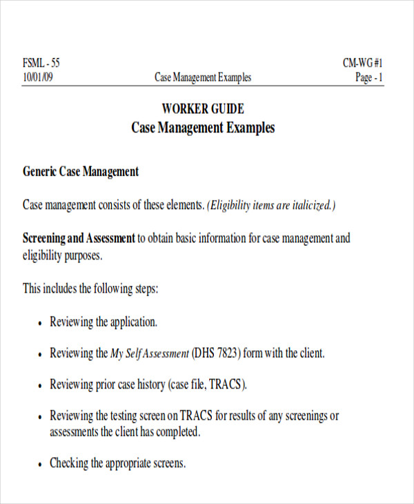 Sample Management Report  Free Sample Example Format Download